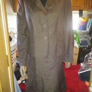 Brand New Calvin Klein 2pc Suit